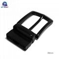Reversible Rotating Metal Pin Belt Buckles