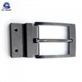 Reversible Rotating Pin Belt Buckles
