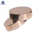 Shiny Aluminum with PP Screw Caps 1