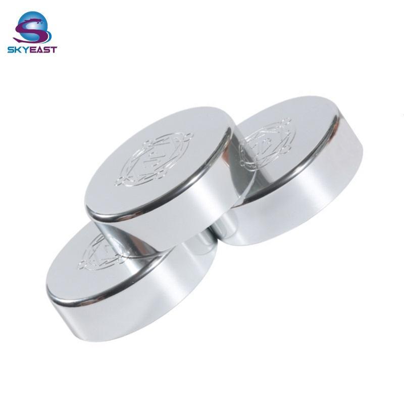 Silver Oxidation Aluminium Lids with Screw PP Inner