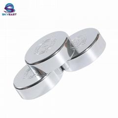 亮銀色電化鋁膠蓋