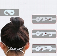 Disposable mask buckle ear savers extension buckle head-mounted children mask ro