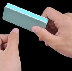 Nail Polish Block Grinding Block Wear-Resistant Polishing Sponge Pieces