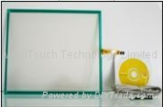 12'' 4wire touch screen 1