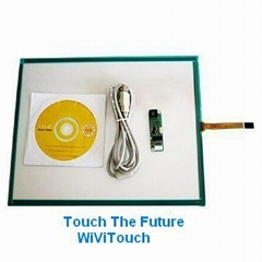19'' 4wire touch screen