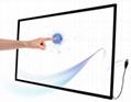 32''Aluminium Alloy Frame IR Touchscreen 1