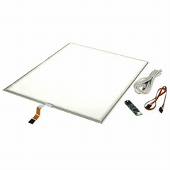 5wire resistive touch 17''