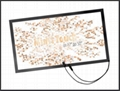Multitouch screen infrared touch screen 120'' 1