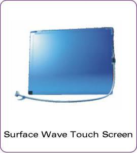 SAW touch screen 17'' 1