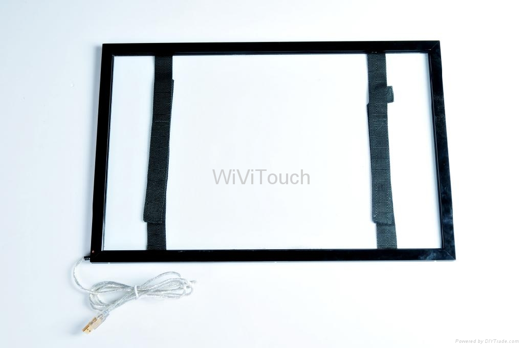 Multitouch screen infrared touch screen 17'' 2