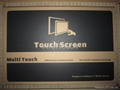 Multitouch screen infrared touch screen 17''