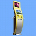 Information Interactive KIOSK 15'' to