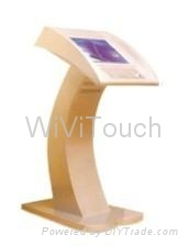 Information Interactive KIOSK 15'' to 19''