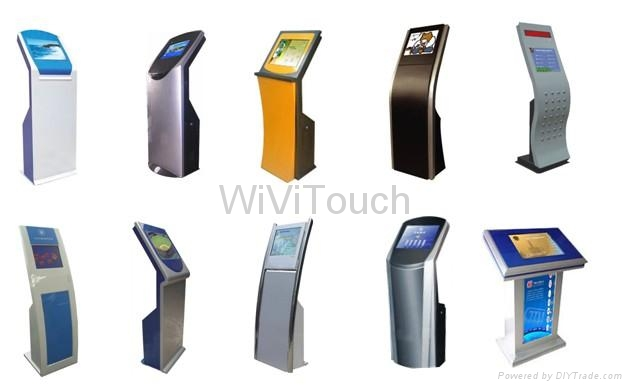 Information Interactive KIOSK 15'' to 19'' 2