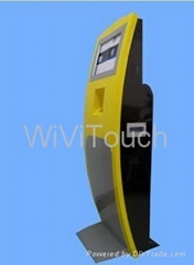 Payment Interactive KIOSK 15'' to 19''