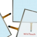 17'' 4wire touch screen 4