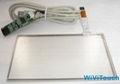 10.5'' 4wire touch screen 4