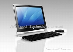 18.5'' ALL IN ONE Touch PC