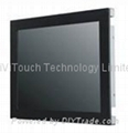 19'' Widescreen Openframe SAW  Dust-proof Touch Monitor