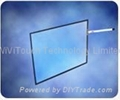 8.0'' 4wire touch screen 4