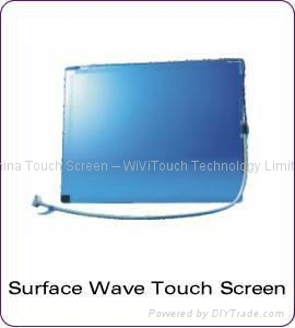 SAW touch screen 23.1'' 1