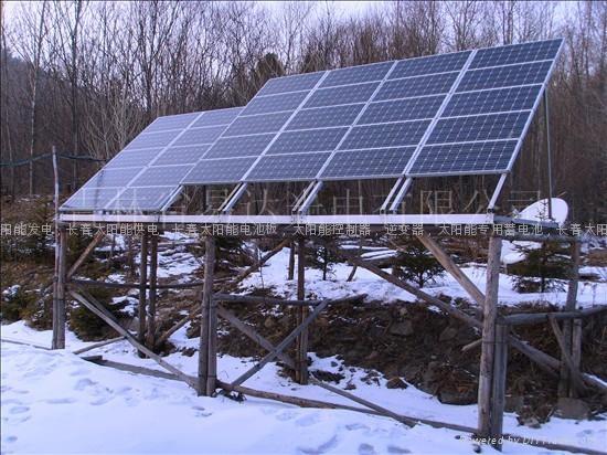 太陽能發電 1