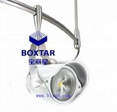 LED弧形軌道燈