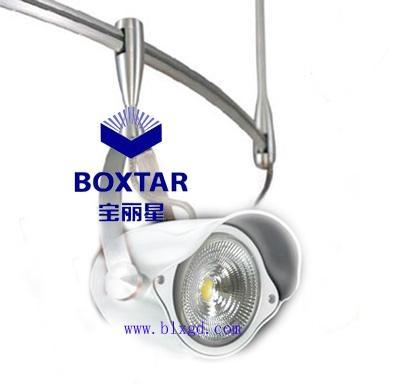 LED弧形軌道燈 4