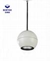 圆形吊装式LED珠宝灯