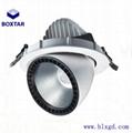 單顆30W超高亮LED象鼻燈 3