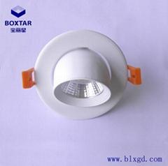 單顆10W超高亮LED象鼻燈