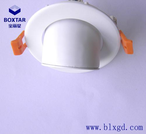單顆10W超高亮LED象鼻燈 4