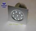 方形9×3 防眩光 LED珠寶