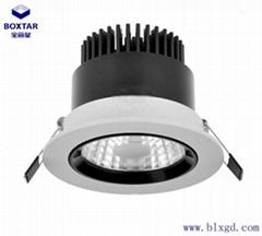 單顆50W可調向LED筒燈