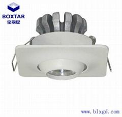 LED珠寶立櫃照明小射燈、LED立櫃射燈