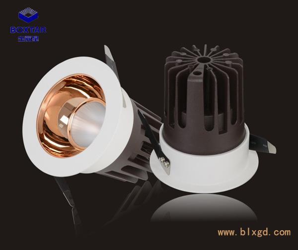開孔Ф80mm單顆20W LED珠寶射燈、LED珠寶洗牆燈 1