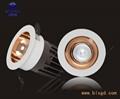 开孔Ф80mm单颗20W LED珠宝射灯、LED珠宝洗墙灯 2