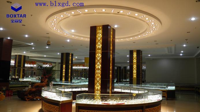 开孔Ф80mm单颗20W LED珠宝射灯、LED珠宝洗墙灯 4