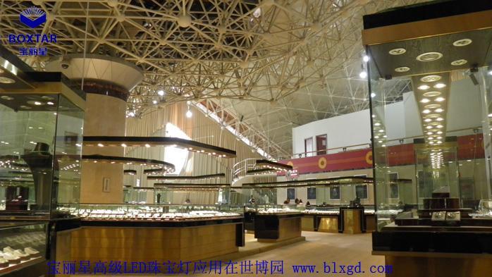 開孔Ф80mm單顆20W LED珠寶射燈、LED珠寶洗牆燈 5