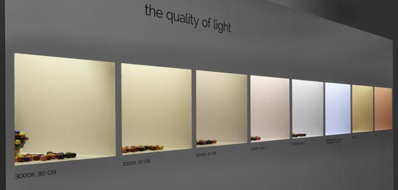 Slim LED Showcase Light 3