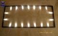 Bar LED jewelry display light