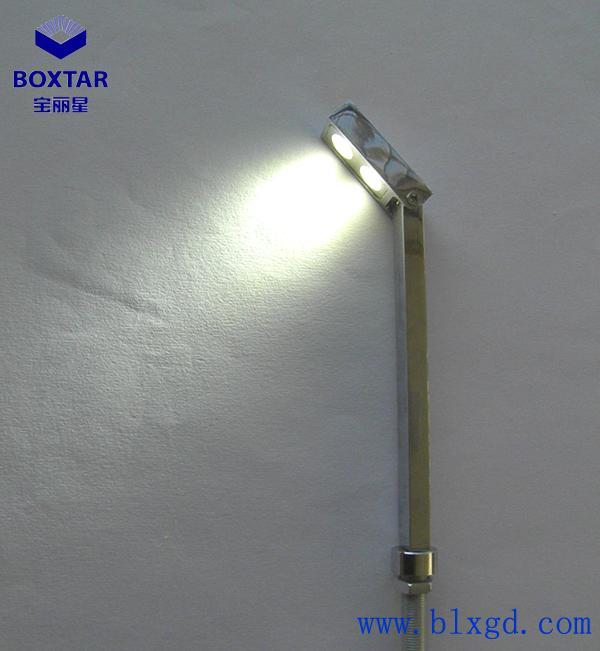 双孔立柱LED珠宝柜台灯 3