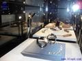 雙孔立柱LED珠寶櫃臺燈 4