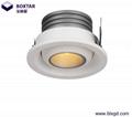 Bull-Eye LED Jewelry Light