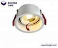 Inward adjustment LED jewelry light