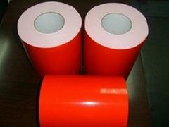 1.5mmPE红膜白胶汽车泡棉