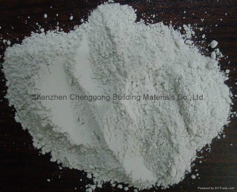 深圳诚功建材 Al2O3 70%,80%,90% 纯铝酸钙水泥(高铝水泥) 2
