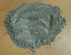 High Belite Cement (HBC) for volume