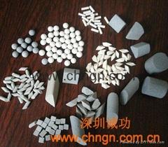 Sintered Ceramic-Corundum Abrasive Chips