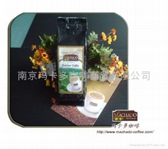 巴西原装进口咖啡豆Machado—Expresso
